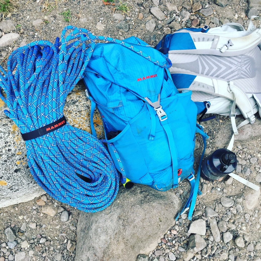MAMMUT Lithium Lite 32 mountaineering backpack – terra endeavour